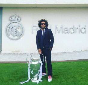 Marcelo and the cup