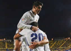 LAS PALMAS, SPAIN - SEPTEMBER 24: ... of Real Madrid ... during the La Liga match between UD Las Palmas and Real Madrid CF at Estadio de Gran Canaria on September 24, 2016 in Las Palmas, Spain. (Photo by Angel Martinez/Real Madrid via Getty Images)