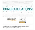 Amazon Gift Card!