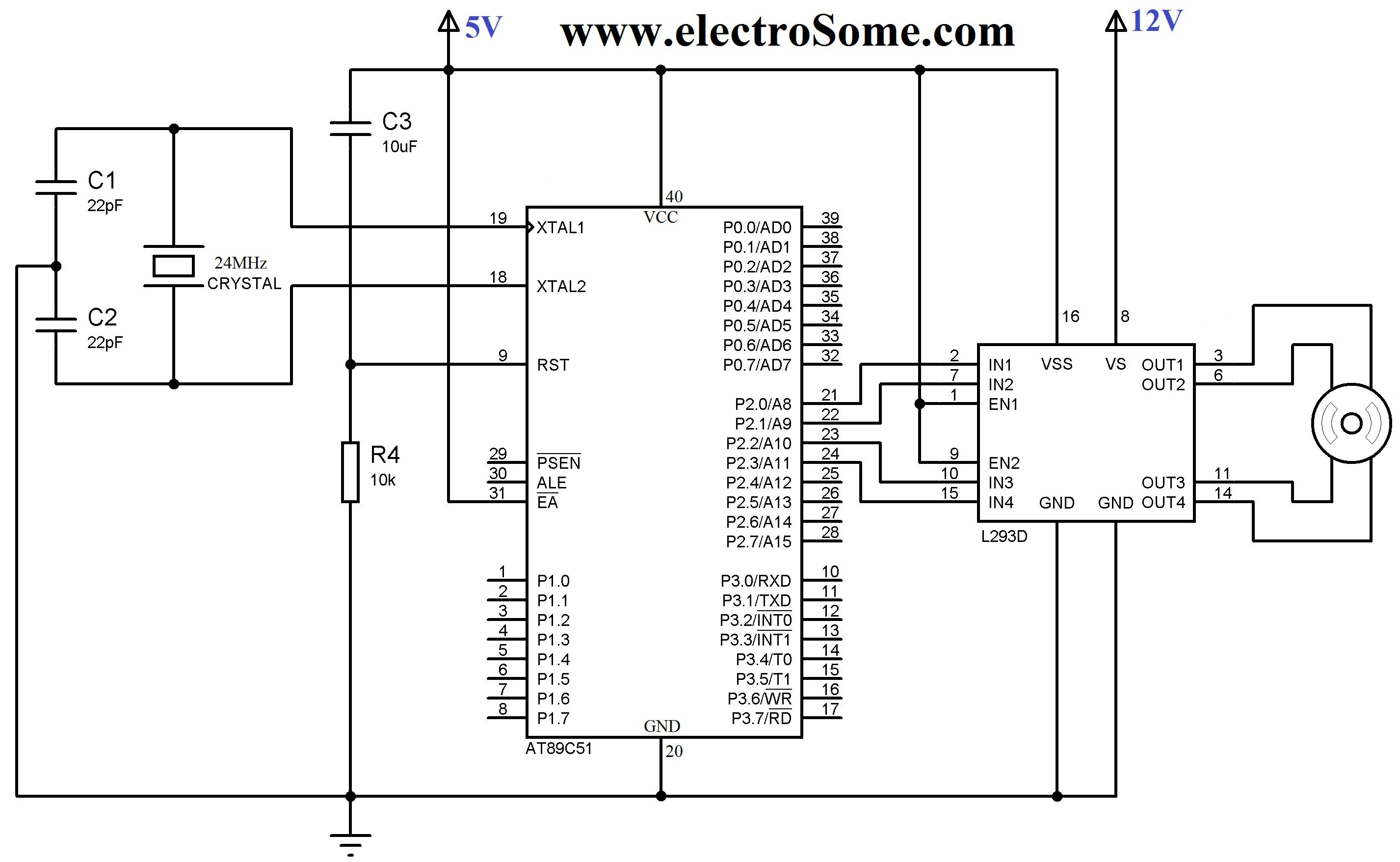 Wantai Stepper Motor Wiring Diagram Sample
