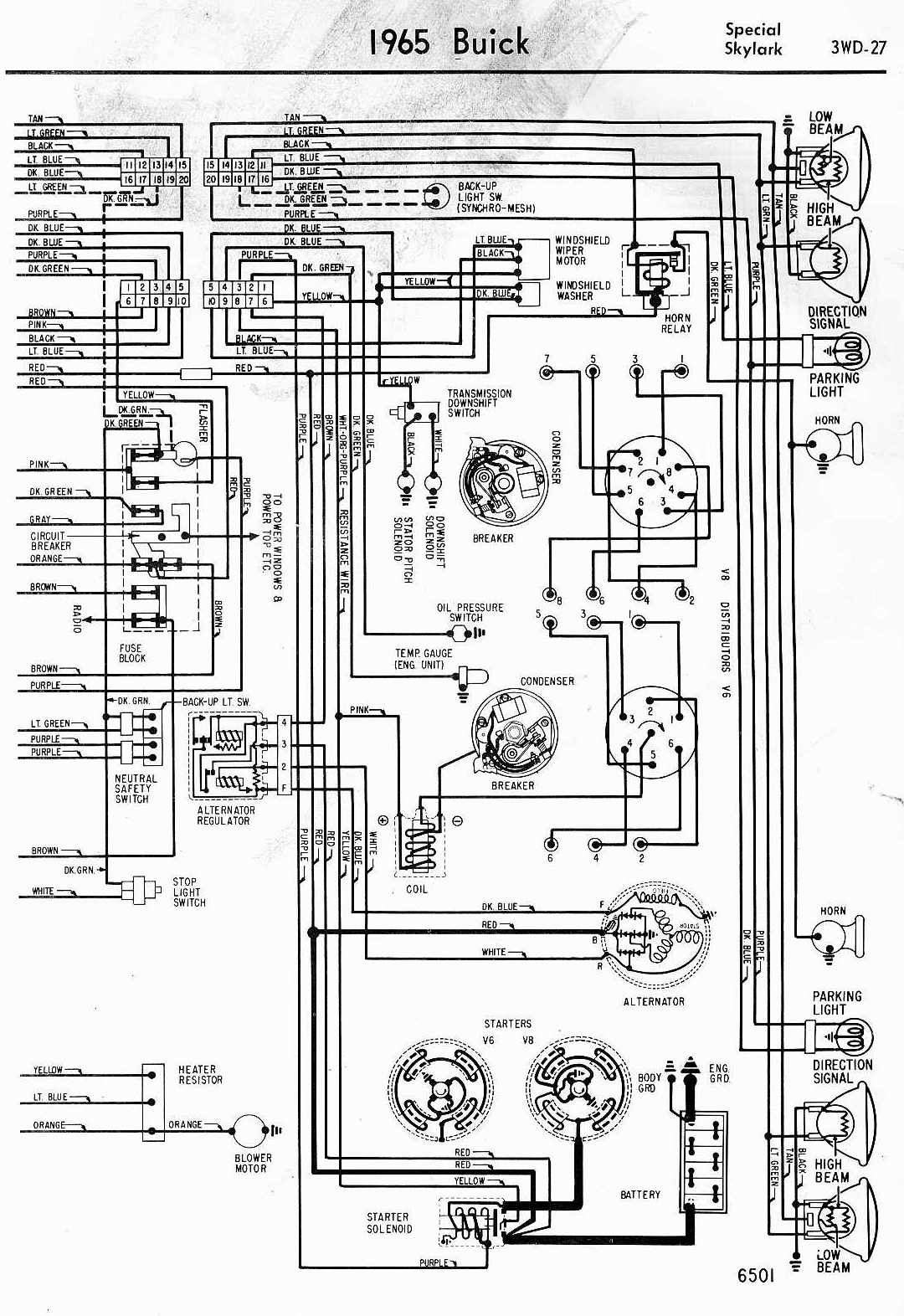 Buick Century Wiring Harness Pictures