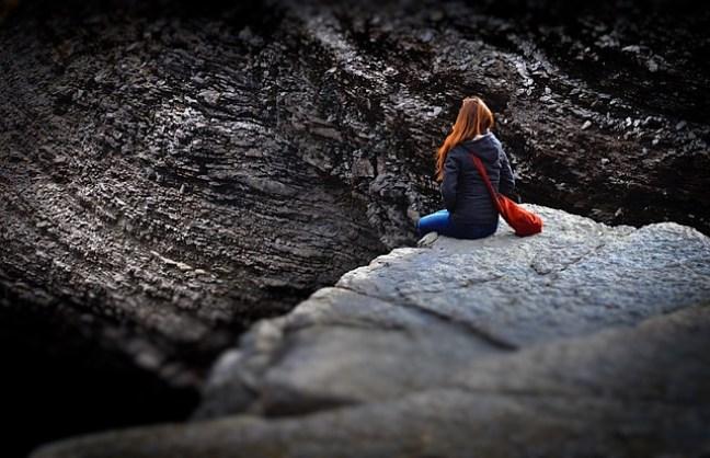 samotna wyspa - samotność