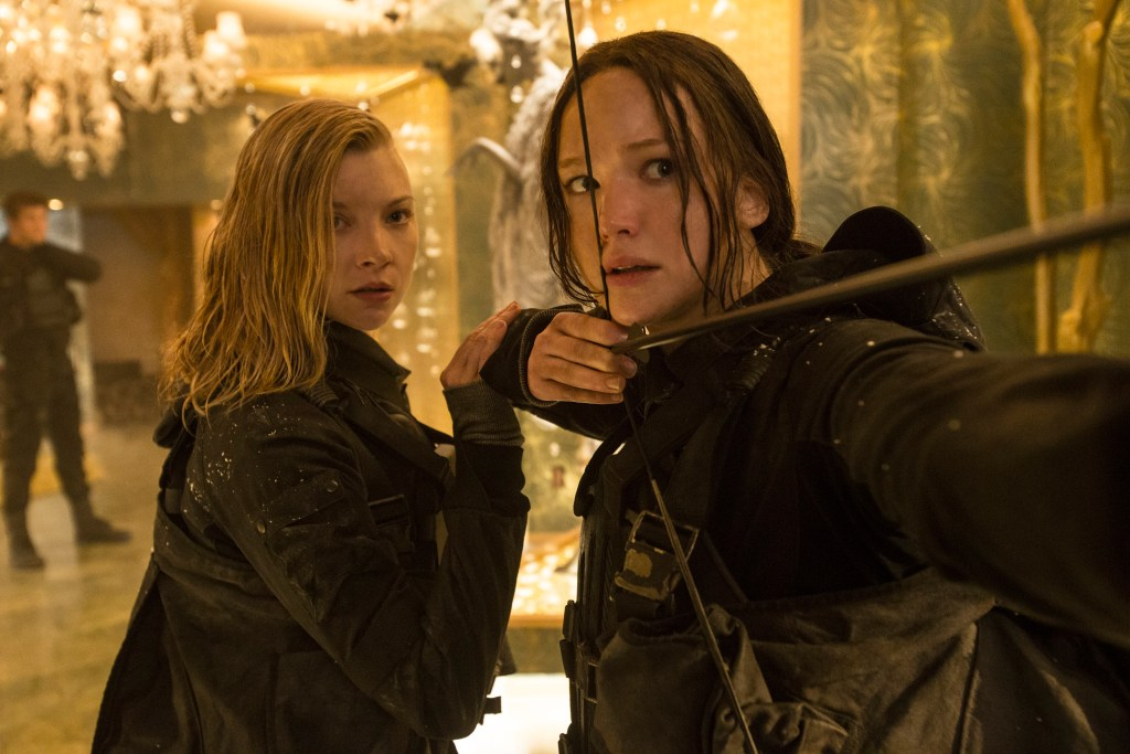 kosogłos - Katniss i Cressida