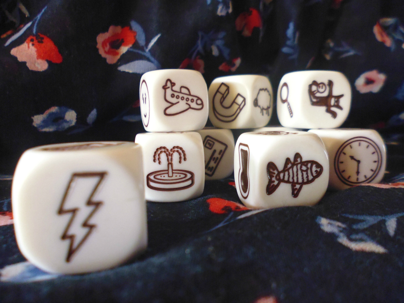 Story Cubes - headdivided.pl - kostki do gry