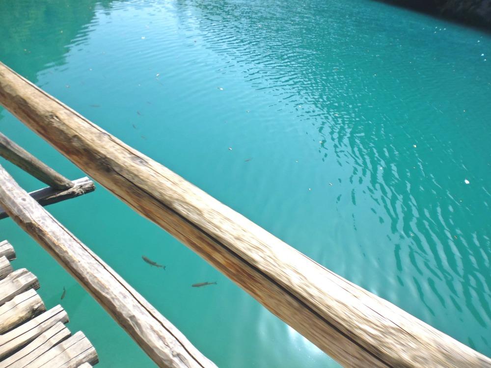 Jeziora Plitwickie - lazurowa woda w Chorwacji