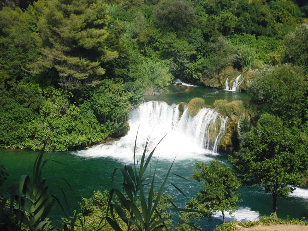 Krka wodospady które warto zobaczyć