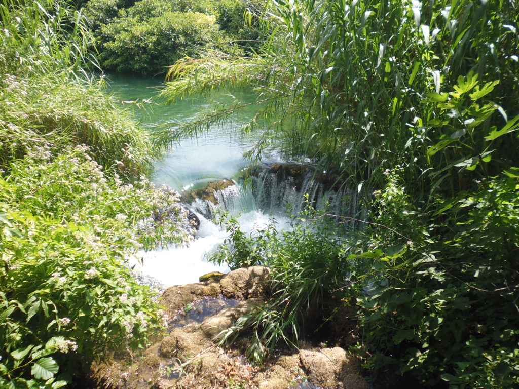 Park Narodowy krka - piękne wodospady