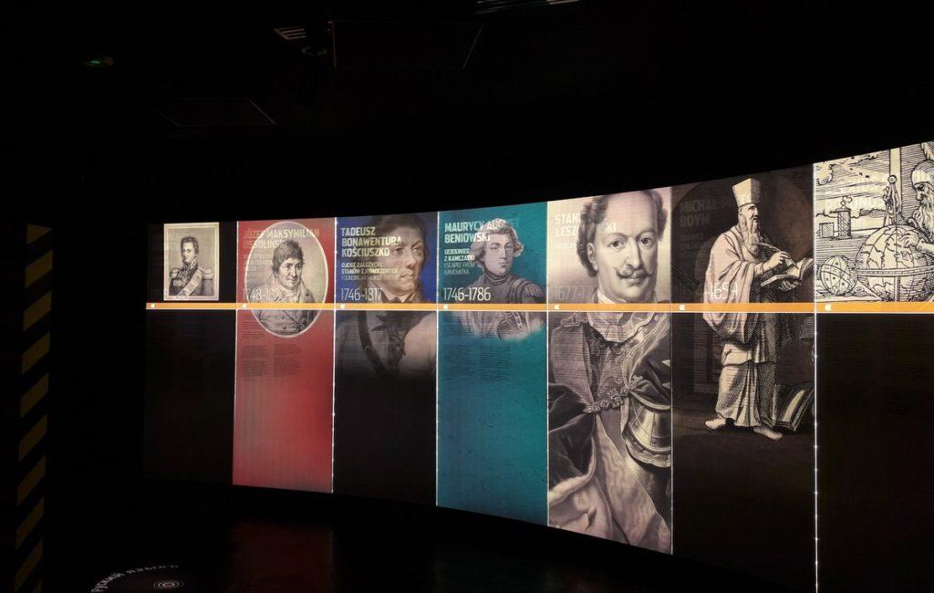 jak ludzie migrowali przez wieki - interaktywne muzeum Emigracji w Gdynii