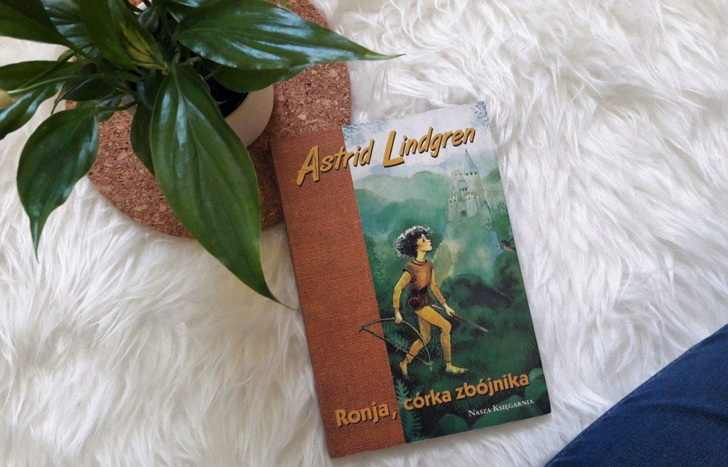 Jak wymyślić fajną nazwę - książka Ronja, córka zbójnika