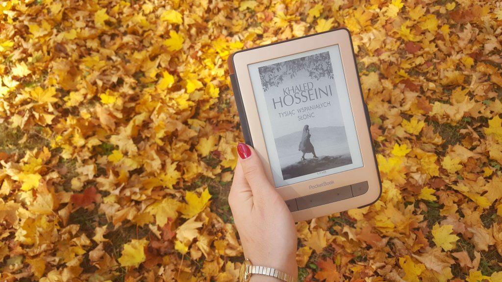 ciekawe książki o tematyce arabskiej - tysiąc wspaniałych słońc Hosseiniego