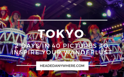 Exploring Tokyo in Two Days: Get Lost in the Exciting Bustle