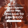 Antelope Canyon Cross Country Road Trip
