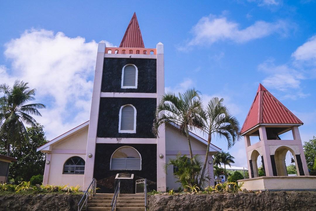 Church on 'Eua