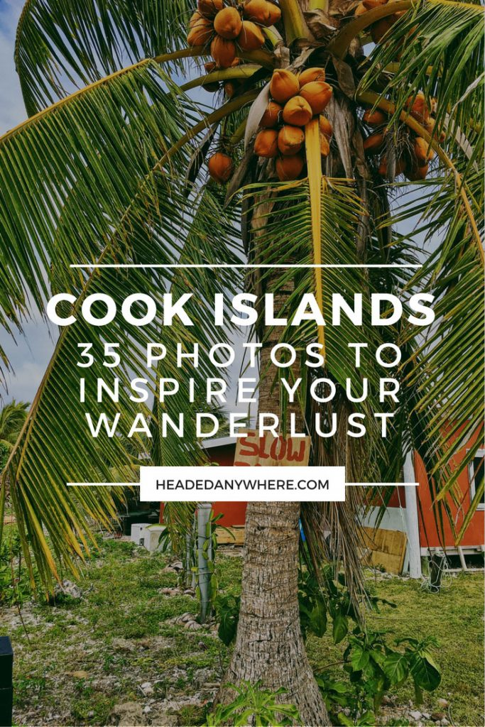 Cook Islands Vacation