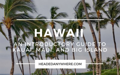 Intro Travel Guide to Hawaii