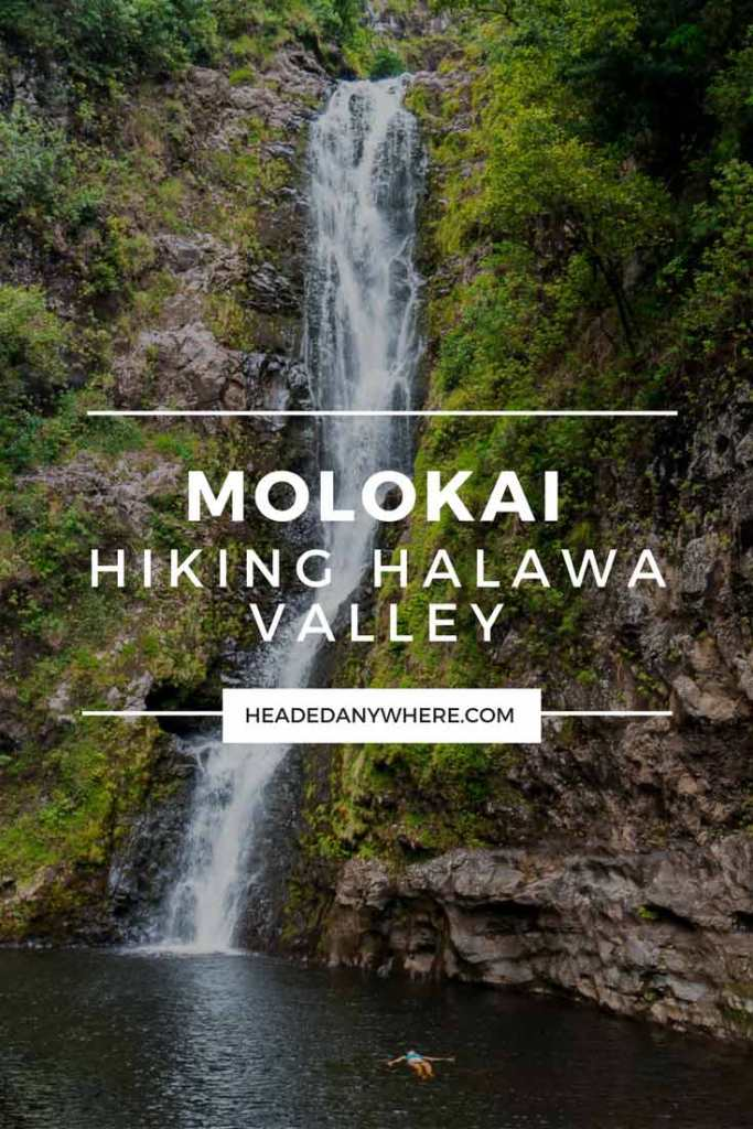 Halawa Valley Waterfall Hike