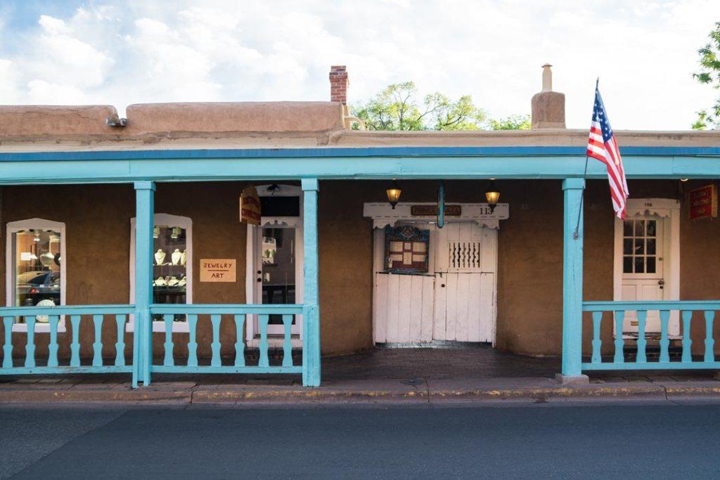 Historic Santa Fe New Mexico