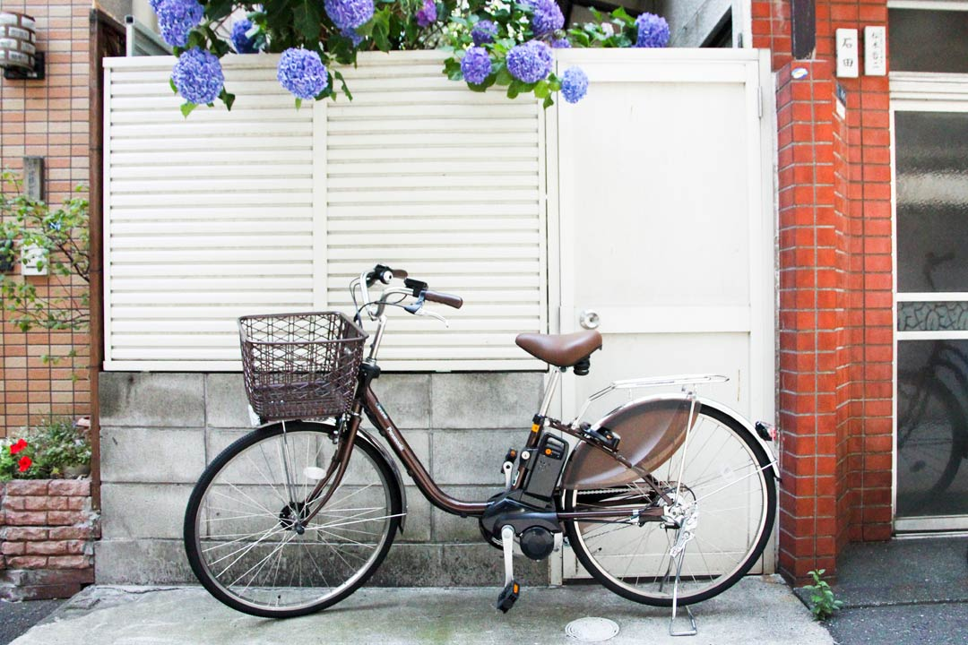Asakusa Tokyo Bicycle