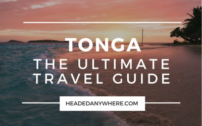 The Ultimate Tonga Travel Guide