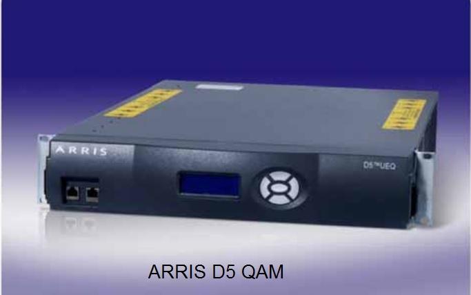 ARRIS D5 UEQ