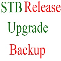stb release upgrade backup
