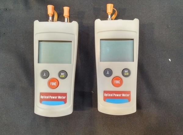 scat exhibition optical power meter