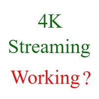 what is 4k streaming
