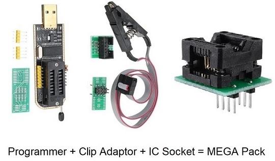 ch341a programmer kit