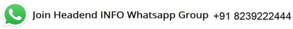 join headend info whatsapp group