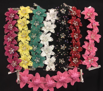 Hairclips_soft_5flowers