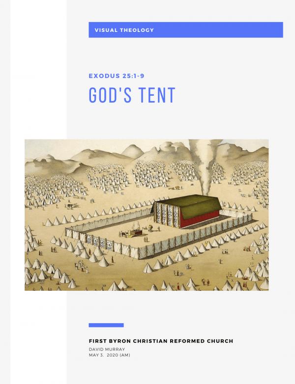 God's Tent Pic