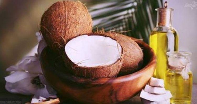 Как с помощью кокосового масла и лимона восстановить седые волосы