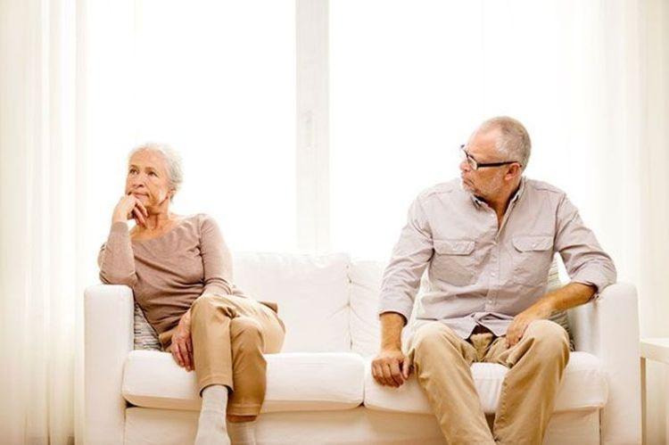 Серебряный развод. Почему распадаются браки со стажем