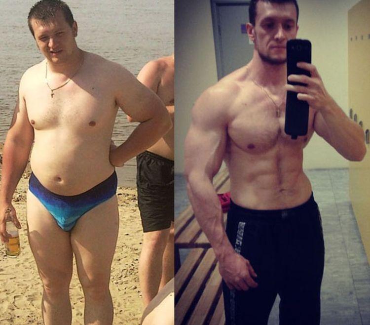 Александр Добромиль: программа физических тренировок