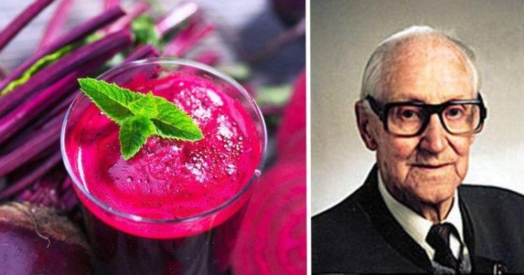 Австрийский целитель Рудольф Бройс уверяет, что его сок побеждает раковые клетки за 42 дня