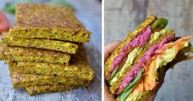 Хлеб из цветной капусты с куркумой: оригинальное лакомство-кладезь целительных витаминов