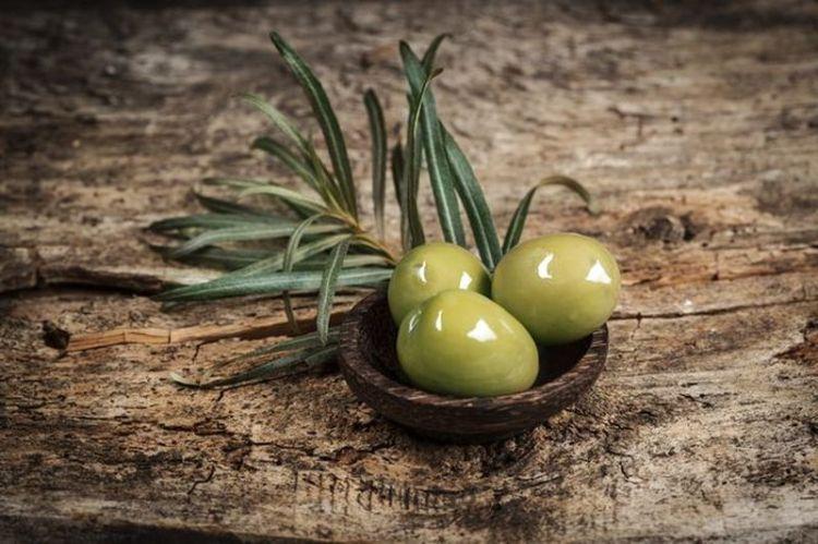 Оливки помогут защитить организм от рака