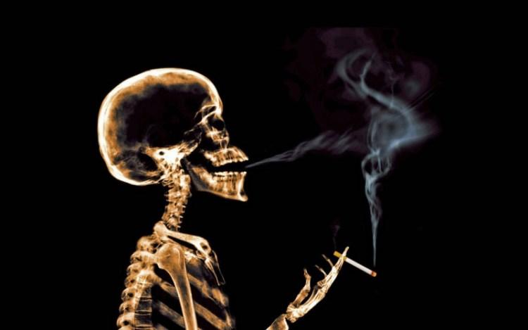 Сигареты с фильтром в дырочках представляют более страшную угрозу для жизни человека