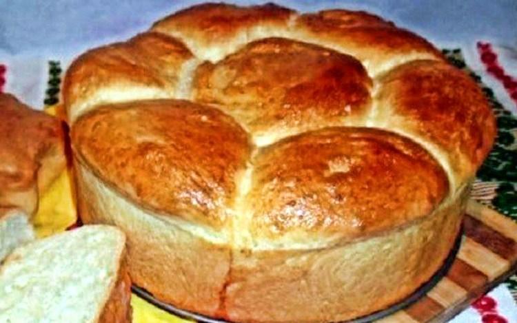 Лучший из рецептов домашнего хлеба на кефире