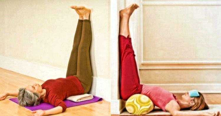 Простое повседневное упражнение для профилактики варикоза и оздоровления всего тела