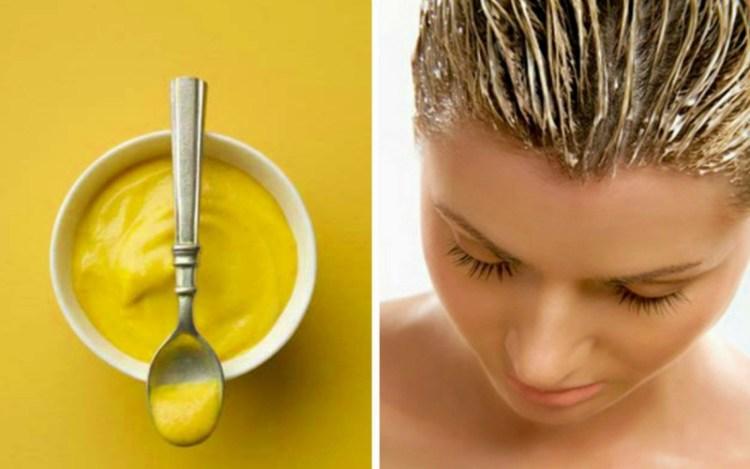 Главное плотно накормить: как оживить слабые волосы с помощью горчицы и красного перца