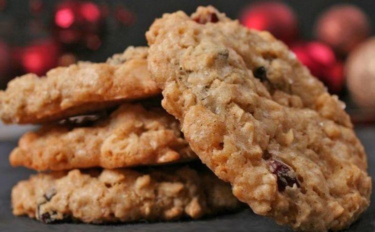 Погрызть на здоровье: диетическое печенье из овсянки за 15 минут