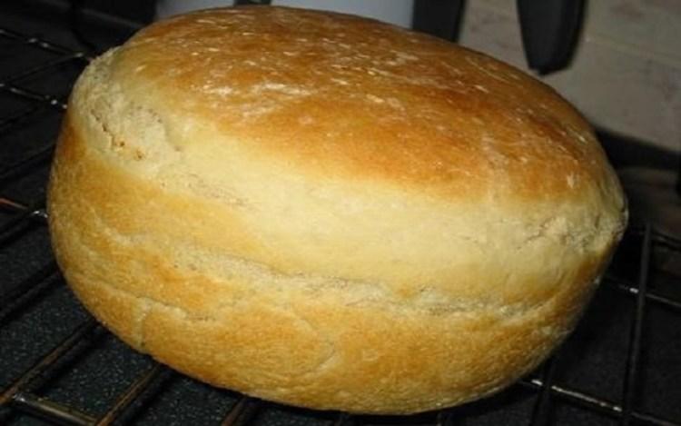 Мамин хлеб, испеченный своими руками и так напоминающий детство