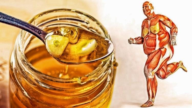 Кушайте мед каждый день, и смотрите, что с того получится