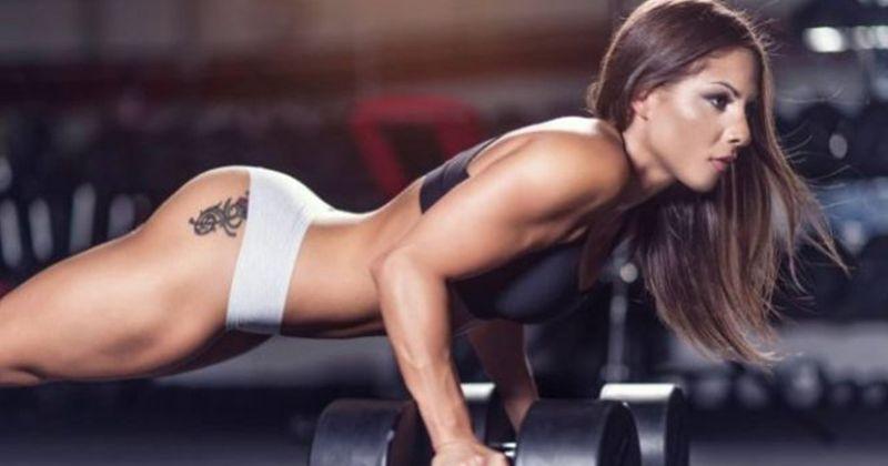 Идеальное тело за месяц: 10 минут в день для полного преображения
