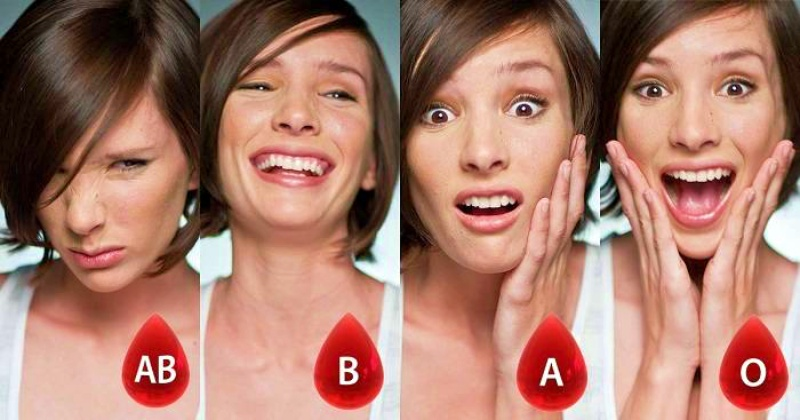 Как группа крови определяет характер человека