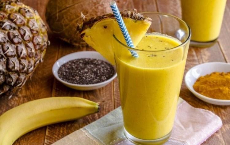 Сочный ананас и яркая куркума спасут ваше тело от многих болезненных воспалений