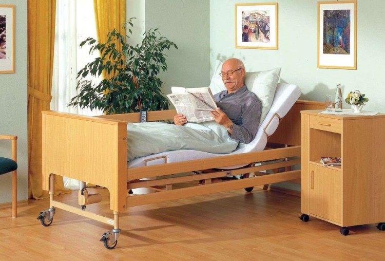 Приспособления для лежачих больных