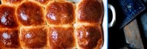 Рецепт булочек родом из школьного детства