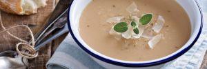 Суп от простуды и гриппа: понадобится 26 зубчиков чеснока